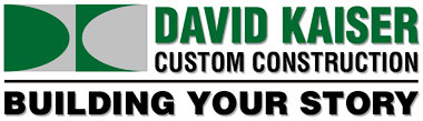 David Kaiser Custom Construction Logo